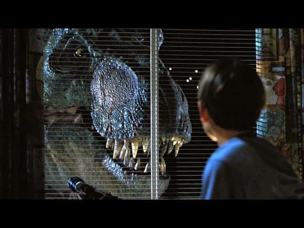 У нас во дворе динозавр Парк юрского периода Затерянный мир