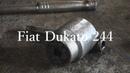 Fiat Ducato Замена ступичного подшипника