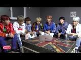 `VIDEO` BTS Talk About Famous People, Fav Apps, Karaoke Songs,  America. Part 1
