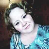 Анкета Ольга Лазарева