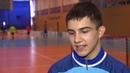 Омские команды соперничают в матче 1 этапа соревнований чемпионата России по флорболу