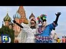 'Día de los Muertos' y música de banda ¿de verdad está Tony Dandrades en Rusia