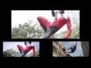 The Amazing Spiderman VS The LAmazing Pokerman Behind the scene.