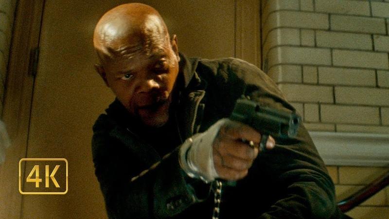 Я сам опасность Кинкейд и Брайс сбегают из квартиры Интерпола Телохранитель киллера