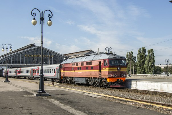 30 Калининград – Москва и