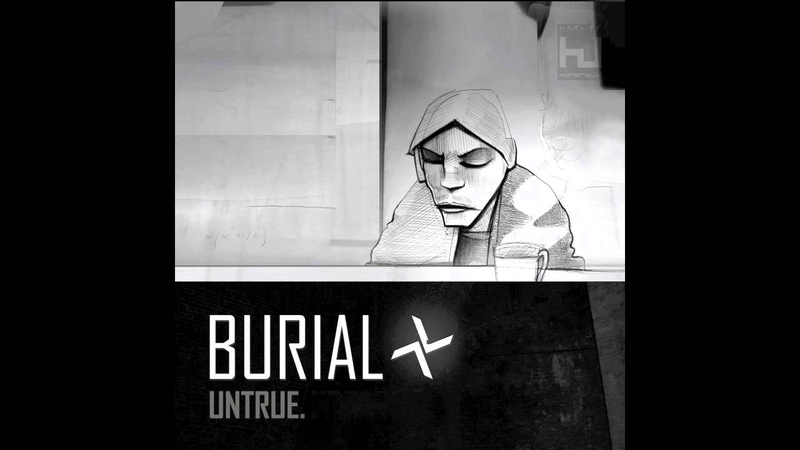 Burial - Homeless (Hyperdub 2007)