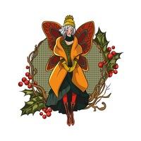 Логотип Стиль БОХО-ШИК - мотив свободы твоей души