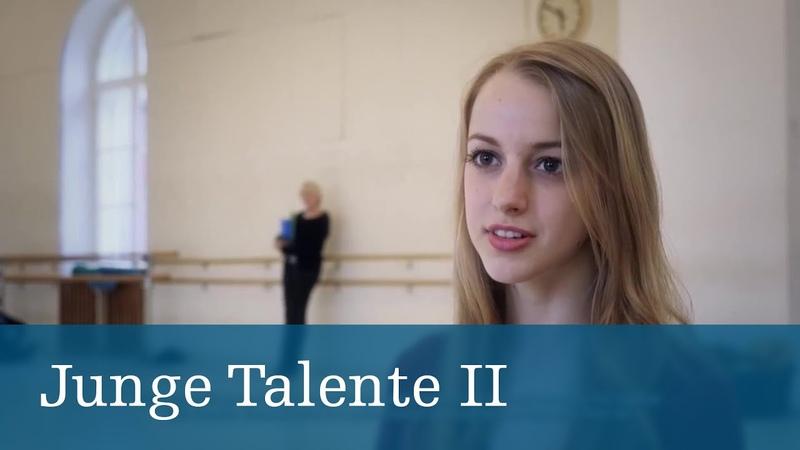Junge Talente des Wiener Staatsballetts II – Natascha Mair | Volksoper WienWiener Staatsballett