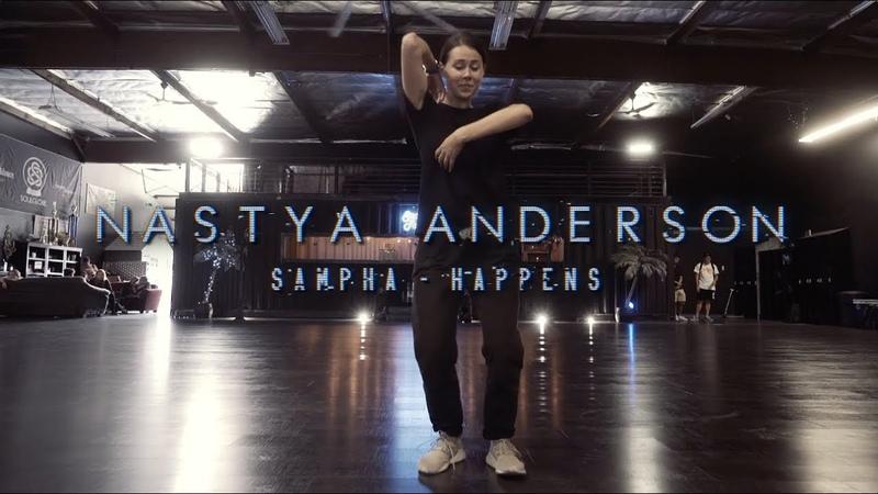 Nastya Anderson | Sampha - Happens | Snowglobe Perspective