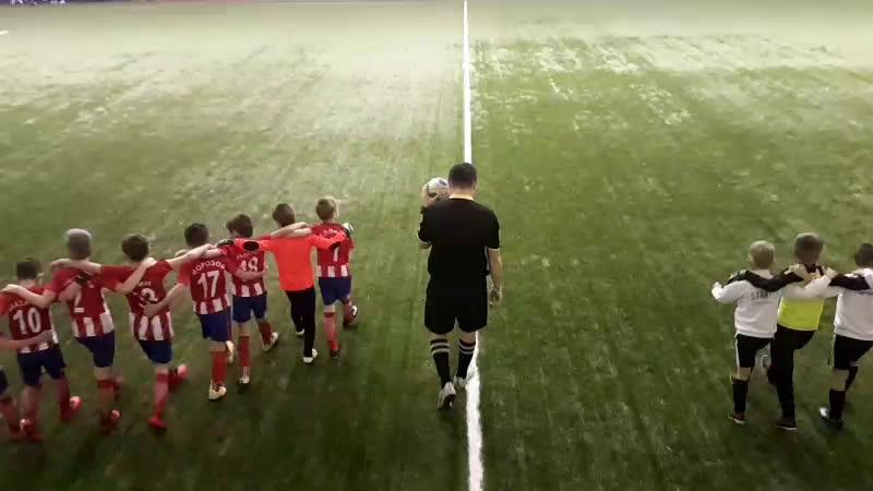 ARENA 1 OPEN CUP-2018 АТЛЕТИКО КУРСК- СТАРТ-2