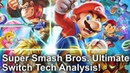 Super Smash Bros Ultimate Сравнение графики на Switch Wii U и 3DS Технический анализ