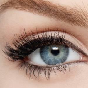 Серо-синий цвет глаз
