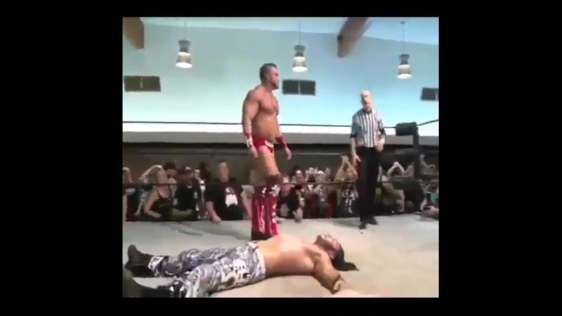 Brian cage x young bucks