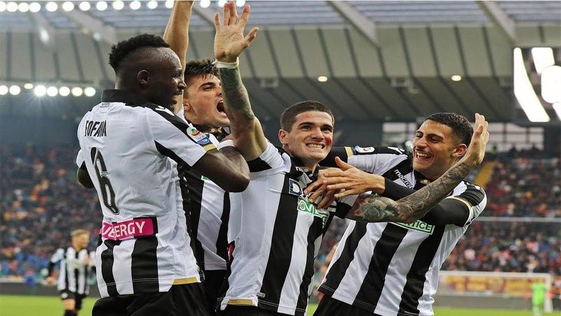 Udinese Roma 1 0 De Paul rende vincente il debutto di Nicola