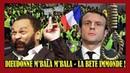 Dieudonné M' Bala... La veille de la grande manif' Gilets Jaunes...(Hd 1080) Remix