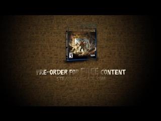 Strange Brigade – Co-op Gameplay Trailer ¦ PS4