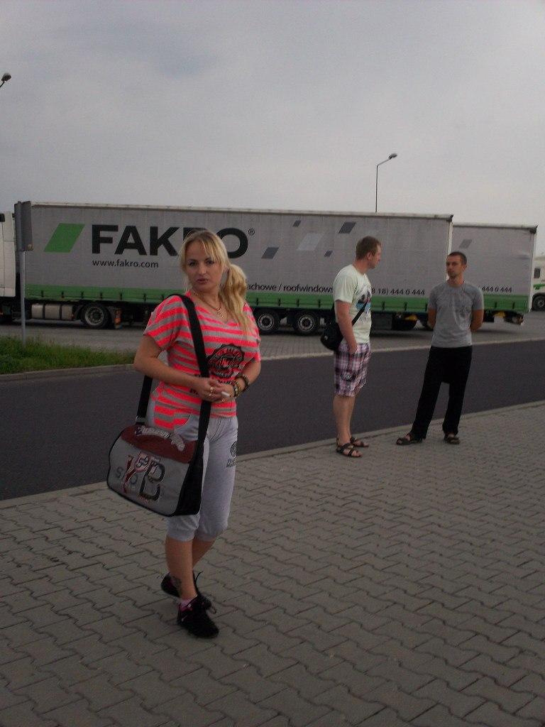 Елена Руденко. Польша. 2013 г. июнь. 45E7IEyUpr4