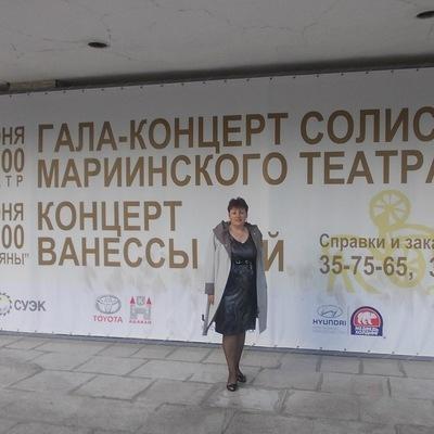 Людмила Булатова, 23 сентября , Шира, id102372455