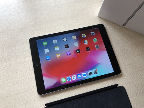 iPad Air 2 LTE 16GB Space Gray