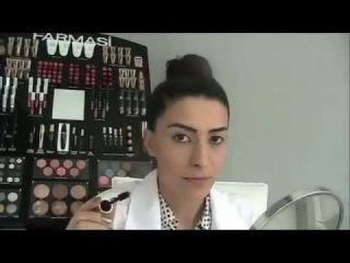 Farmasi Cosmetics Volumizing Mascara Tutorial http://www.farmasikozmetik.net