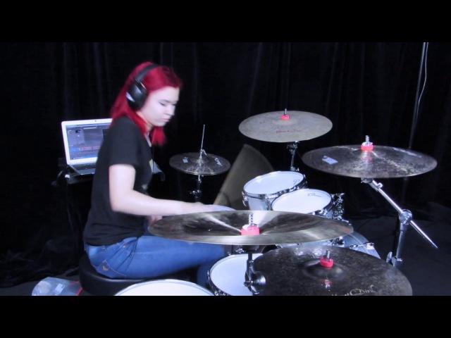 Fall - Chon - Drum Cover by Devikah