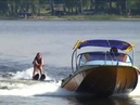 Воднолыжники как это было в Полевском