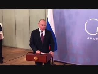 Путин о фильме Охотник-убийца, где американская подлодка спасает президента России