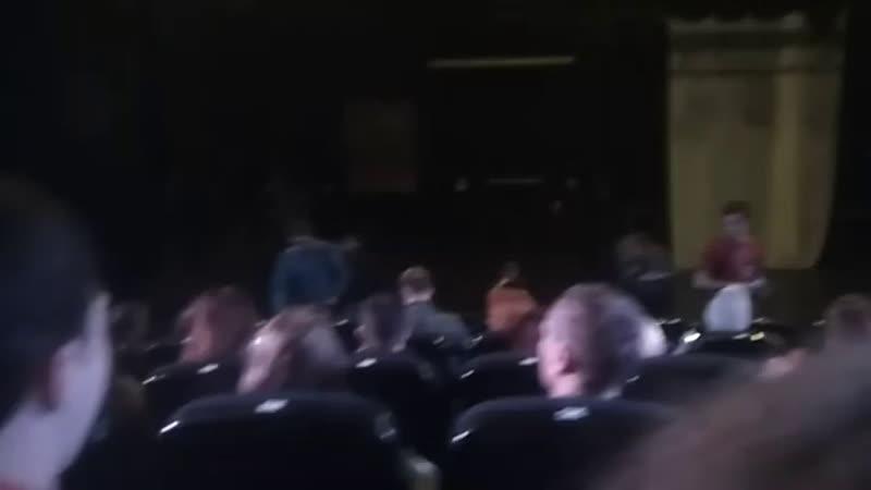 Студия-театр Манекен ЮУрГУ г. Челябинск Визуально-драматическая композиция Охотники
