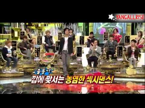 2AM Jokwon SS501 Park Jung min Dance Battle