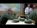 Прикол, солдаты играют с ложками СМОТРЕТЬ ВСЕМ РЖАЧЬ