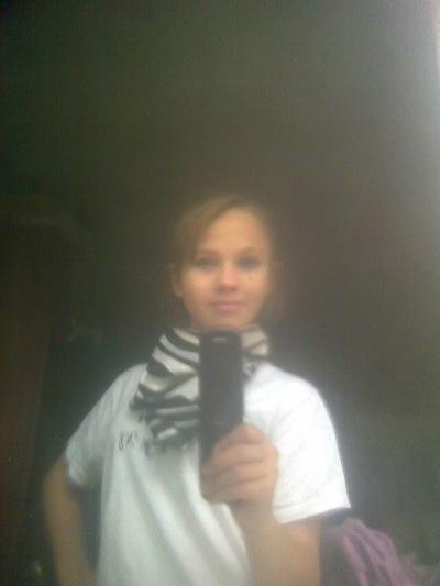 Кристина Батула, 14 июня 1998, Одесса, id220423503