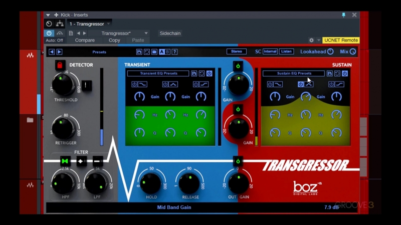 Groove3 - Boz Digital Labs Transgressor Explained