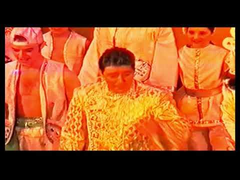 Finale (Act 2 Scene 7) Aladdin Kings Theatre Southsea 1996-7 HD