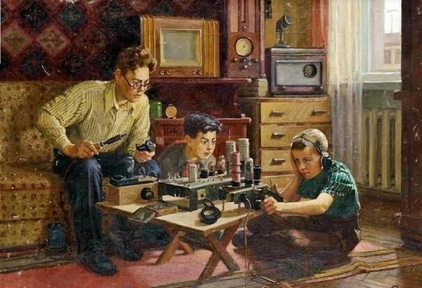 «Юные радиолюбители»