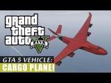 GTA 5 HUGE Cargo Plane gameplay!