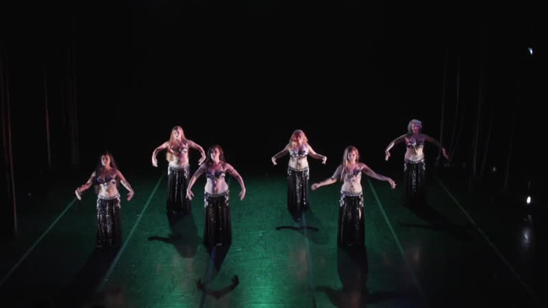 Gold Star Dance Company at Stardust Follies 2018