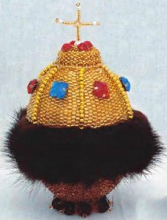 Сшить шапку мономаха своими руками
