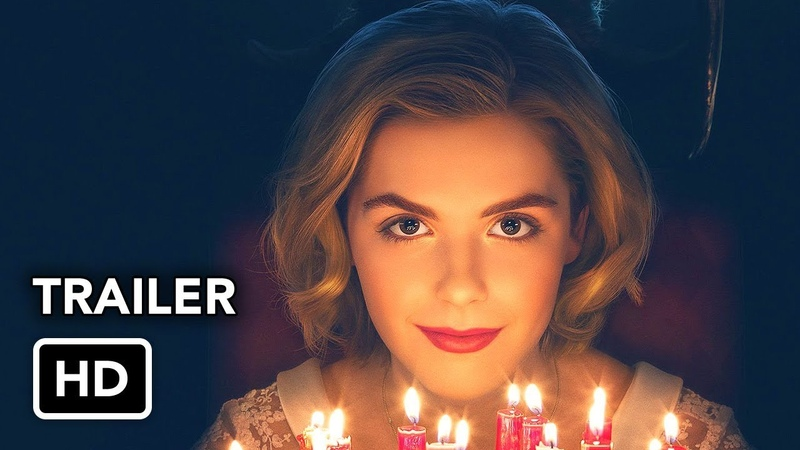 Chilling Adventures of Sabrina (Netflix) Trailer HD - Sabrina the Teenage Witch