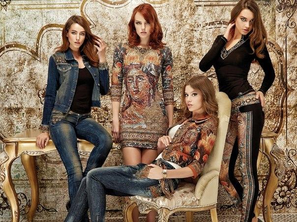 Турецкая женская одежда каталог
