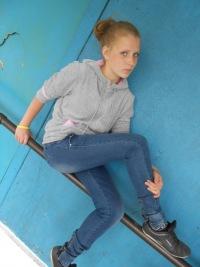 Настёна Зайцева, 11 мая , Красноярск, id144316324