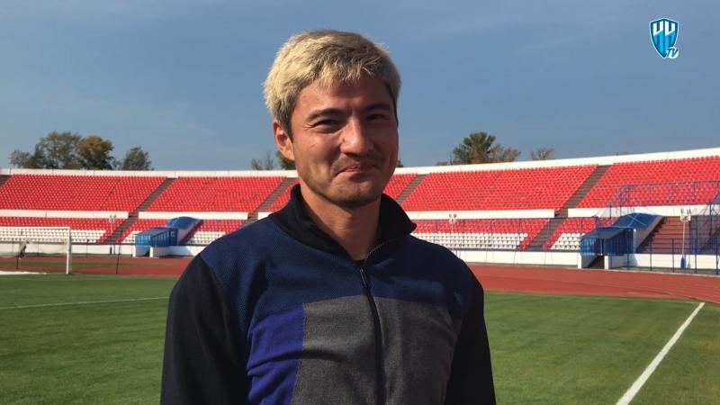 Юрий Морозов о предстоящем матче с Ротором