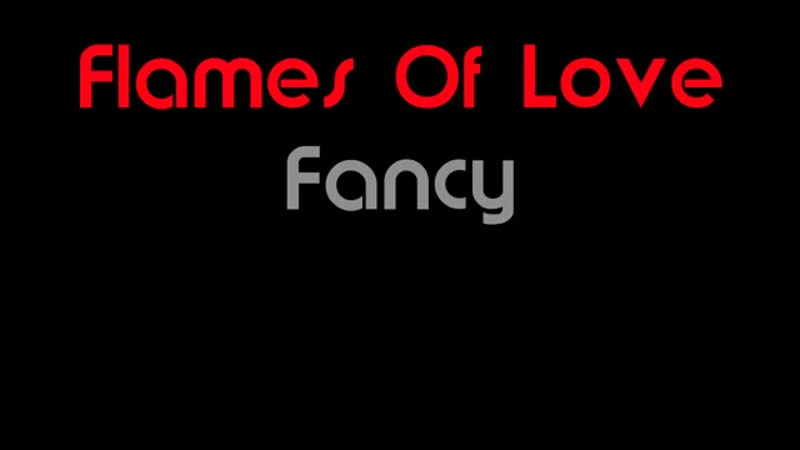 Flames Of Love - Fancy, instrumental Cover mit Style gespielt auf Tyros 4.mp4