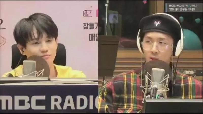 Yang yoseob's dreaming radio