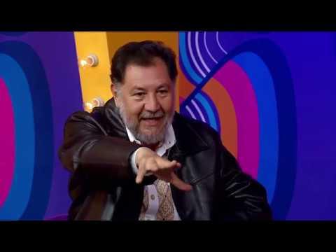 Platicando Al Chile con Gerardo Fernández Noroña