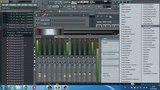 Как написать house в программе fl_studio