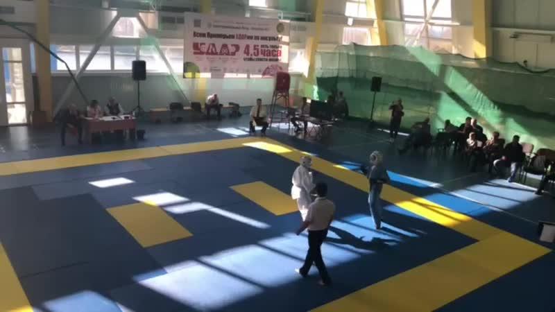 Чемпионат и Первенство Приморского Края по KUDO полуфинал(2)