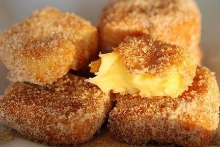 Жареное молоко - вкуснятина необыкновенная!!! Звучит фантастически. На самом деле, это очень вкусный и простой десерт, доступный каждой хозяйке! Ингредиенты: Смотреть полностью...