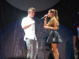 Ariana Grande and Nathan Sykes - Almost Is Never Enough - Royal Oak, MI 8/28/13