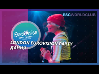 Leonora  - love is forever (london eurovision party 2019 - denmark)