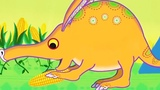 Tinga Tinga Tales Official Full Episodes Why Aardvark Has a Sticky Tongue Cartoon For Children